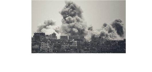 bombardeios palestina