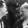 Leon Sedov com Trotsky