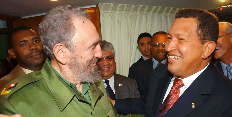 Fidel e Chaves: