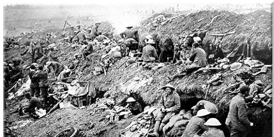 1 guerra mundial-front