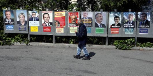eleições na fança