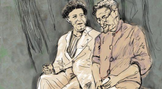Breton e Trotsky (1)