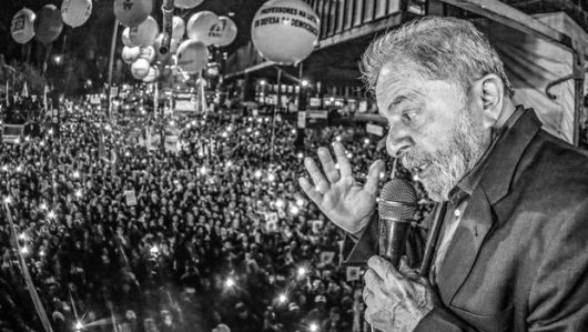 (FOTO: RICARDO STUCKERT/ INSTITUTO LULA)