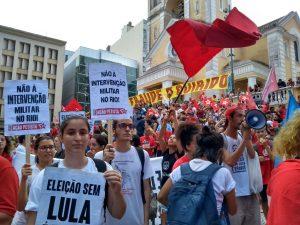 Lula DAP Floripa