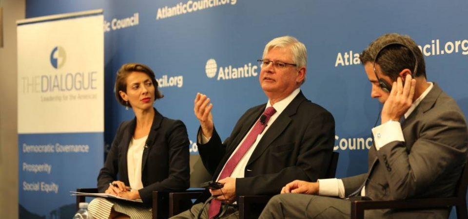Janot Atlantic council