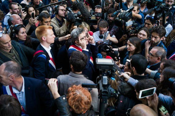 Photo Stéphane Lagoutte pour Libération