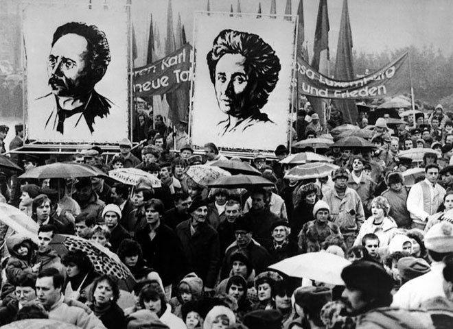 100 anos do assassinato de Rosa Luxemburgo e Karl Liebknecht. | O Trabalho
