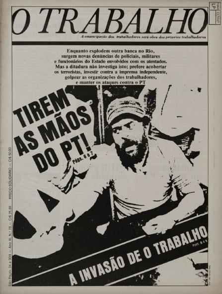 capa da edição 78 em 1980