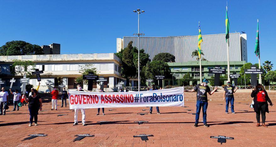 Ato em Goiás
