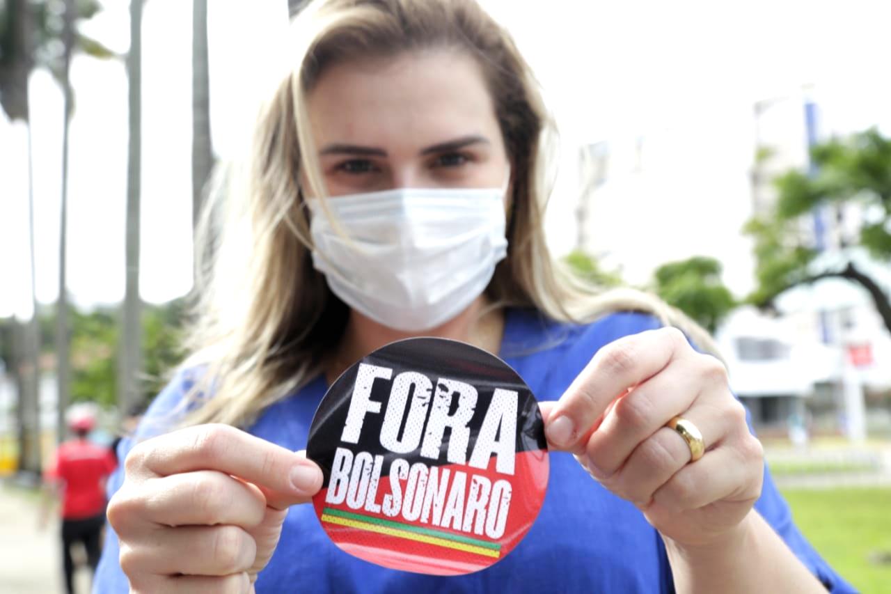 Marília Arraes, pré candidata do PT em Recife