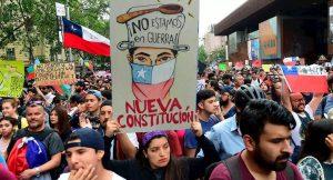 A luta do povo chileno impôs a Convenção Constitucional, cujos deputados serão eleitos em 11 de abril