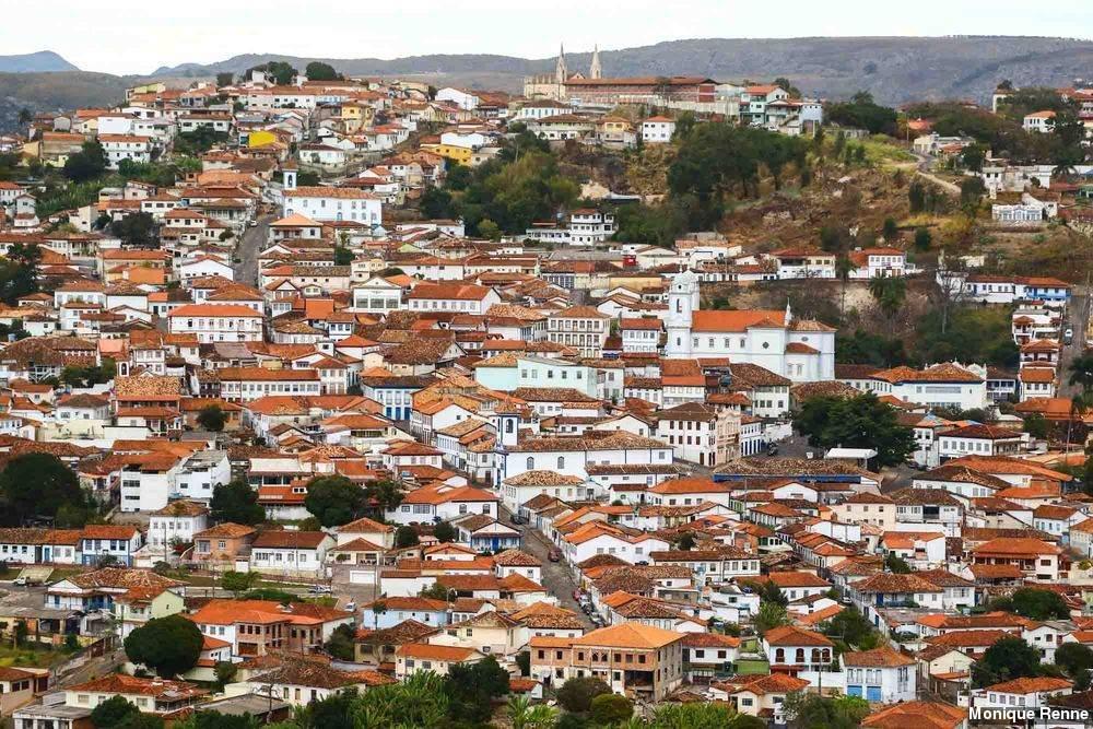 Diamantina, cidade histórica de Minas Gerais